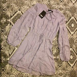 Reformation Dresses - NEW Reformation Bella Dress - Hydrangea Size 4